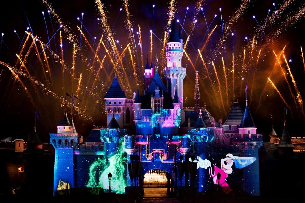 Castle projection 2